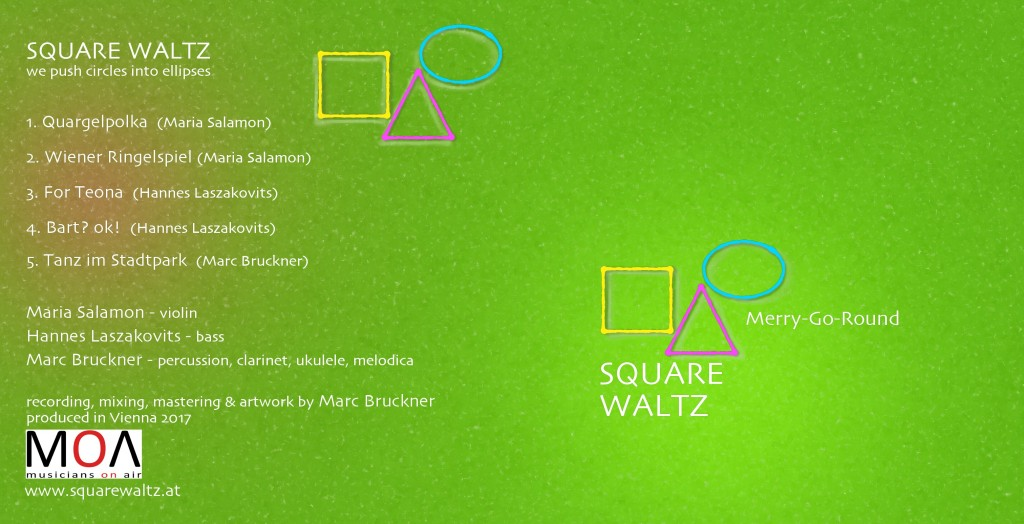 CD Kartontasche Square Waltz 2017